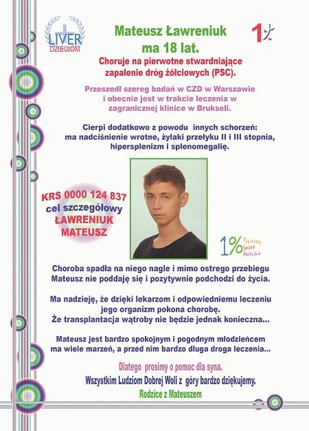 Ławreniuk Mateusz