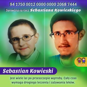 sebastian kowieski stowarzyszenie liver